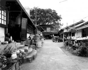 工房の建物